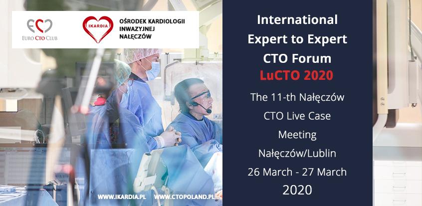 International Expert to Expert CTO Forum